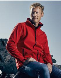Men`s Softshell Jacket C+